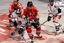 1. hokejová liga: HC Benátky nad Jizerou - HC Chrudim