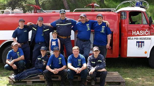 Sbor dobrovolných hasičů Bělá pod Bezdězem.