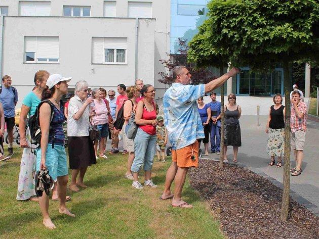 Den otevřených zahrad v Pírkově sanatoriu