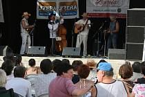 Saloon v Modrém začal v sobotu festivalem.
