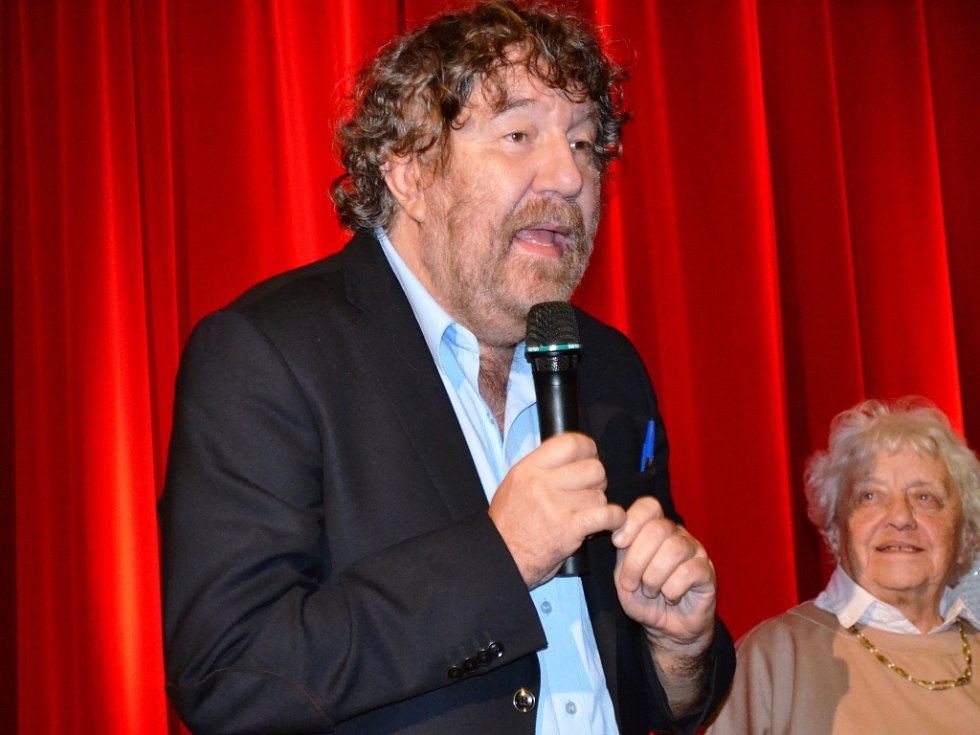 Z předpremiéry komedie režiséra Zdeňka Trošky Babovřesky 3 v multikině CineStar v Mladé Boleslavi.