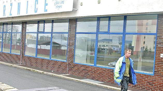 V prostorách bývalé prodejny  v Severním městě vznikne nová pošta.