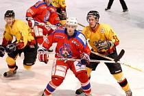 Benátečtí hokejisté po třetím utkání finále play-off vedli 2:1 na zápasy.