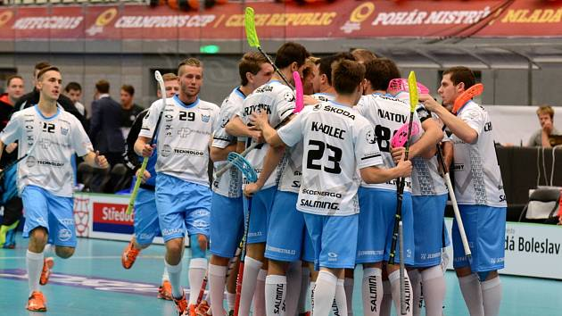 Pohár mistrů: Technology Mladá Boleslav - SV Wiler-Ersigen