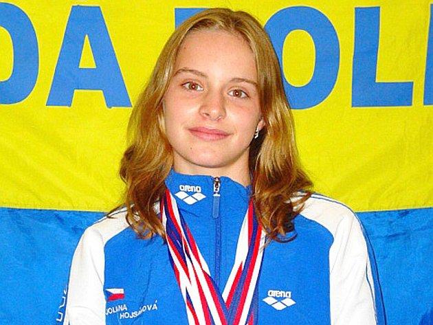 Jolana Hojsáková musela být po závodech spokojená