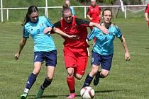 ČFL žen: Sporting Mladá Boleslav - DFK Mnichovo Hradiště