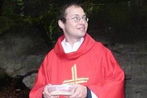 Kamil Škoda,farář Bělé pod Bezdězem