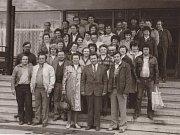JZD Čistá - jakási přátelská návštěva v Levoči na Slovensku v roce 1984 - z Malé Bělé jsou tam Věra Činková, Olina Šlejharová, manželé Vašek a Romana Frantíkovi (oba po smrti), dále jsou tam lidé z Bítouchova, Plužné a Čisté.