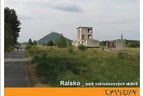 Ověřovací studie Casua k areálu Vrchbělá - Ralsko.