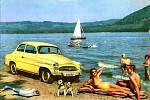 První vozy sjely z výrobní linky závodu v Mladé Boleslavi v průběhu ledna 1959. V polovině 90. let pak na oblíbený model navázala první novodobá generace, z níž se záhy stal bestseller značky na mnoha světových trzích.