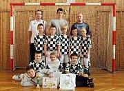 Sporting Cup 2013 - sportem proti kriminalitě - U11