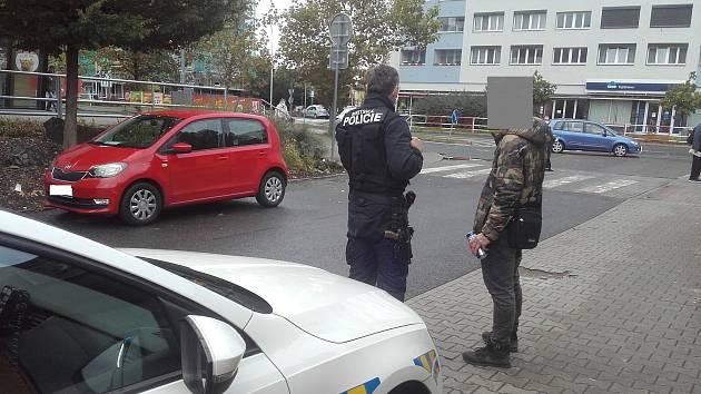 V Boleslavi padly pokuty za nenasazené roušky