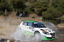 Sepp Wiegand - Rally Akropolis