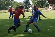 Ze zápasu III. třídy Židněves - Bakov B