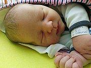 Matěj Beránek se narodil 23. listopadu mamince Marcele a tatínkovi Michalovi z Dobrovice. Vážil 4,14 kg a měřil 55 cm.
