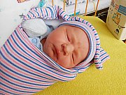 Jáchym Skokan se narodil 27. července, vážil 4,24 kg a měřil 52 cm.  S maminkou Lenkou a tatínkem Petrem bude bydlet v Mladé Boleslavi, kde už se na něho těší sestřičky Blanka a Helena.