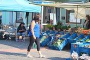 Farmářské trhy v Benátkách nad Jizerou