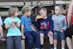 Dětský den v pátek v Kněžmostě