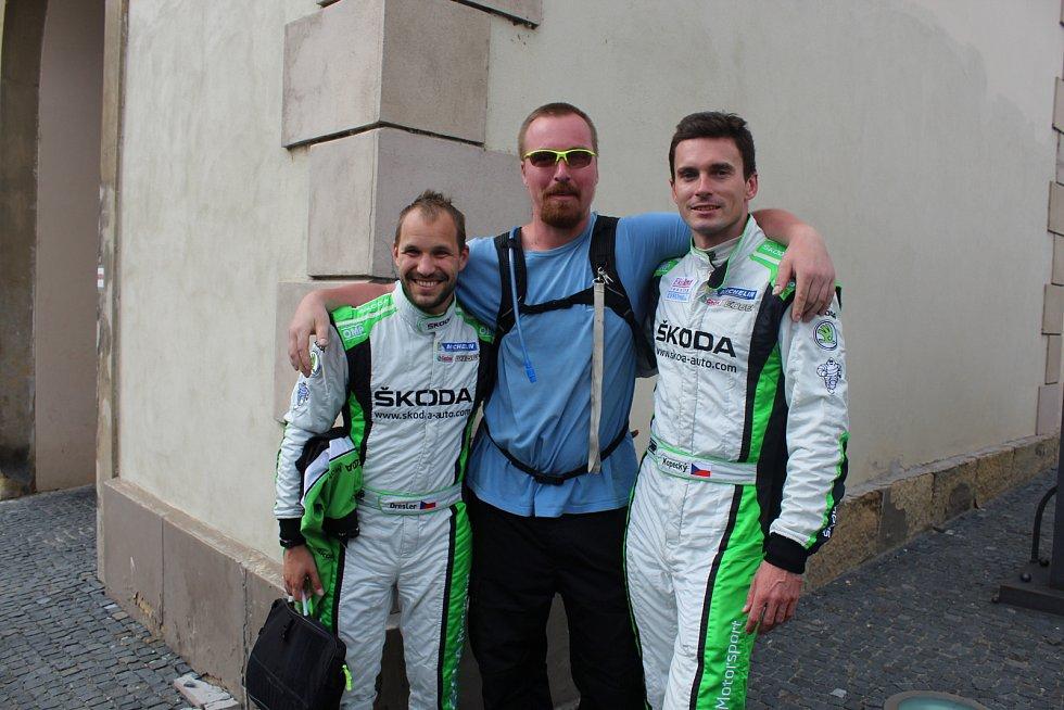 Vítězem čtyřiačtyřicátého ročníku Rally Bohemia se stala posádka ve složení Jan Kopecký a Pavel Dresler, kteří na start vyrazili s číslem jedna.