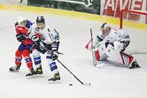 Benátky přišly o tři body z ledu Ústí nad Labem čtrnáct vteřin před koncem.