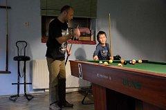 Mistrovství Benátek v kulečníku 2012