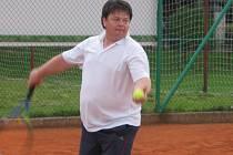 Tenisový turnaj osobností v Hlavici