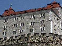 Mladoboleslavský hrad skrývá i muzeum.