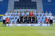 Focení FK Mladá Boleslav