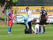 Fotbal, Juniorská liga, FK Mladá Boleslav U21 - Viktoria Plzeň U21.