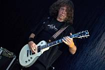 Zpěvák a kytarista Daniel Krob