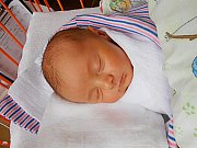 Matěj Albert se narodil 4. února, vážil 3,5 kg a měřil 49 cm. S maminkou Terezou a tatínkem Tomášem bude bydlet v České Lípě.