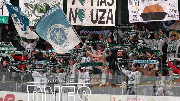O2 extraliga play-out: BK Mladá Boleslav - HC Znojemští Orli