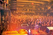 V rámci svého podzimního turné se hudební skupina Harlej po dvou letech opět vrátila do pražské Lucerny.