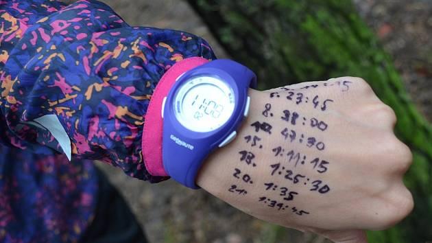 Z Eleven půlmaratonu Český ráj 2016.