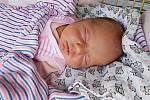 Evelína Owsińka, Mladá Boleslav. Narodila se 14. června, vážila 3,41 kg a měřila 50 cm. Maminka Simona, tatínka Martin a sestřička Natálie.