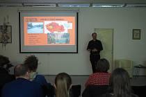 Z přednášky o změnách klimatu