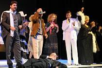 Galavečer byl nejen ve znamení vyhlášení vítězů, divadlo také oficiálně zahájilo sezónu.
