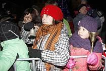 Zvonění do nového roku 2013 v Mladé Boleslavi