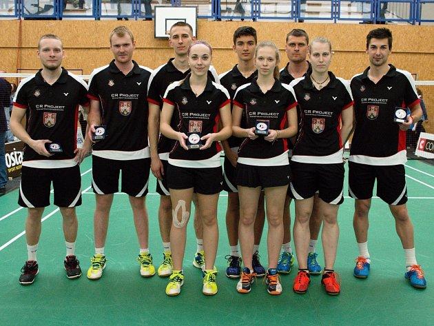 Badmintonisté Benátek nad Jizerou po nedávné porážce od Meteoru Praha Radotín ve finále extraligy. I jako vicemistři se  ovšem zúčastní mistrovství Evropy klubů.