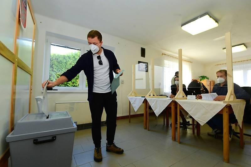 Parlamentní volby v Kolomutech.
