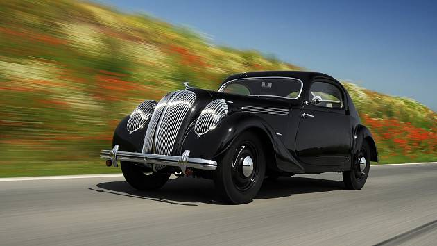 Modelová řada automobilů Škoda Popular slaví 85 let.