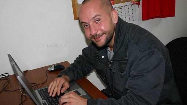 Jiří Dimitrov hostem on-line rozhovoru v Boleslavském deníku