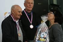Vyhlášení seniorských her 2013