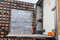 Svijany posílily výrobu lahvového a plechovkového piva. Nealkem zásobily například záchranáře