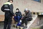 Bezdomovecké rojení v Boleslavi