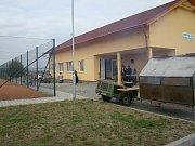 Kolomuty otevřely nový sportovní areál.