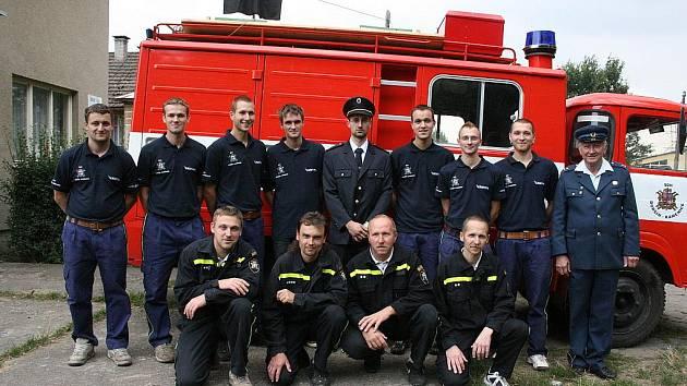 Sbor dobrovolných hasičů Dobšín - Kamenice.