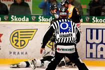 Zranění boleslavského hokejisty Lukáše Pabišky