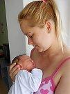 Bibiana Štípková se narodila 21. dubna, vážila 3,46 kg a měřila 46 cm. S maminkou Veronikou a tatínkem Jaroslavem bude bydlet ve Staré Boleslavi.