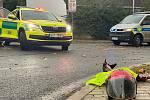 K dopravní nehodě osobního auta a skútru došlo v pondělí odpoledne v Kosmonosech na Mladoboleslavsku.
